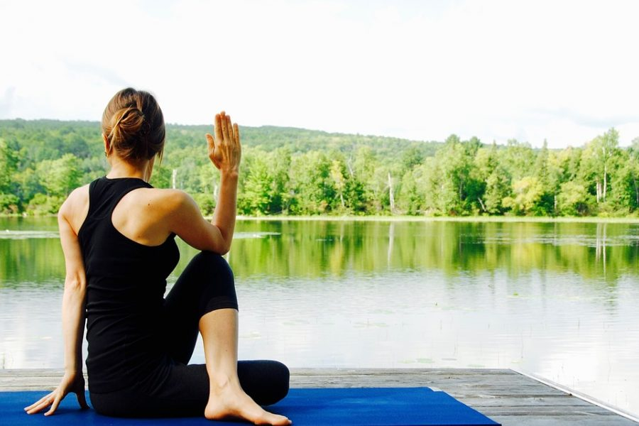 Yoga can help to treat depression, studies show